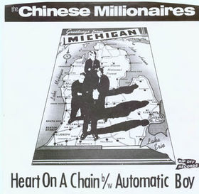CHINESE MILLIONAIRES - Heart On A Chain
