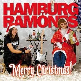 HAMBURG RAMONES - Merry Christmas