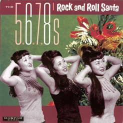 5.6.7.8's - Rock and Roll Santa