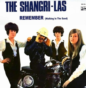 SHANGRI-LAS - Remember (Walking In The Sand)