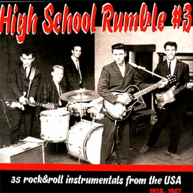 Various Artists Instrumental Rock N Roll H S R
