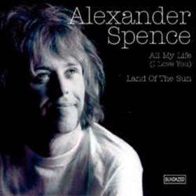 ALEXANDER  SPENCE - Land Of The Sun