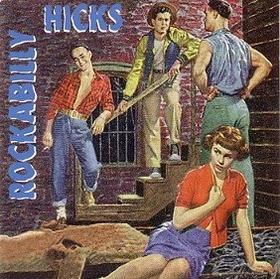 VARIOUS ARTISTS - Rockabilly Hicks