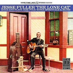 JESSE FULLER - The Lone Cat