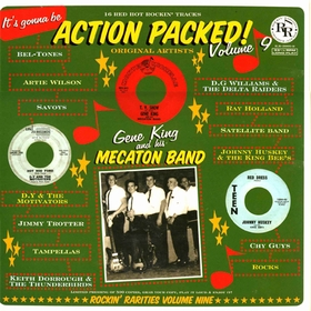 VARIOUS ARTISTS - Action Packed Vol. 9