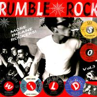 VARIOUS ARTISTS - Rumble Rock Vol. 3