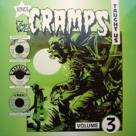 VARIOUS ARTISTS - Songs The Cramps Taught Us Vol. 3