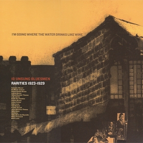 VARIOUS ARTISTS - I'm Going Down Where The Water Tastes Like Cherry Wine