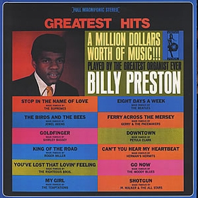 BILLY PRESTON - Greatest Hits Of 1965