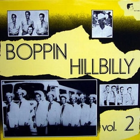 VARIOUS ARTISTS - Boppin' Hillbilly Vol. 2