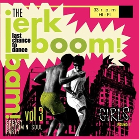 VARIOUS ARTISTS - The Jerk Boom! Bam! Vol. 3