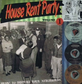 VARIOUS ARTISTS - House Rent Party Vol. 1