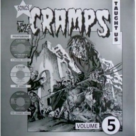 VARIOUS ARTISTS - Songs The Cramps Taught Us Vol. 5