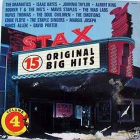 VARIOUS ARTISTS - STAX - 15 Original Big Hits Vol. 4