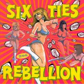 VARIOUS ARTISTS - Sixties Rebellion Vol. 4 - The Go-Go