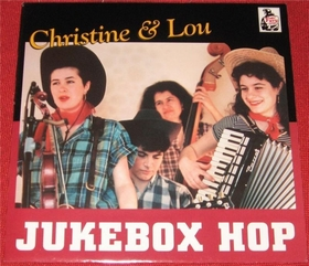 CHRISTINE AND LOU - Jukebox Hop