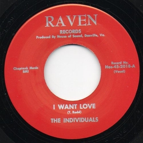 INDIVIDUALS - I Want Love