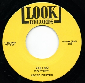 ROYCE PORTER - Yes I Do