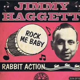 JIMMY HAGGETT - Rock Me Baby