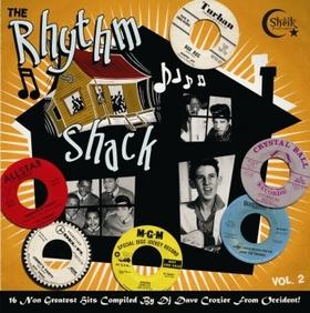 VARIOUS ARTISTS - The Rhythm Shack Vol. 2