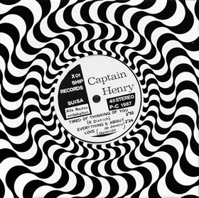 Captain Henry - Tired Of Thinking Of You