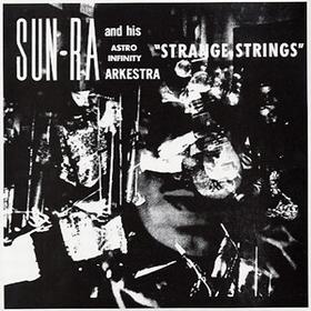 SUN RA - Strange Strings
