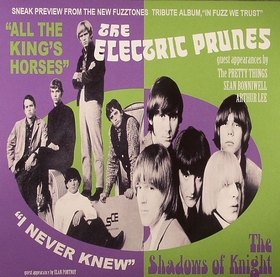 ELECTRIC PRUNES - All The King's Horses
