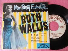 RUTH WALLIS - New Party Favorites