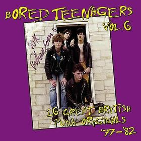 VARIOUS ARTISTS - Bored Teenagers Vol. 6