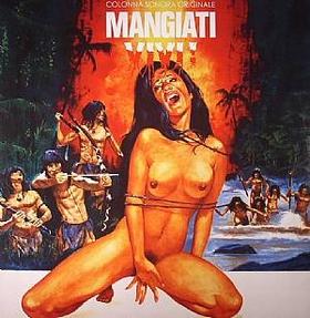 ROBERTO DONATI - Mangiati Vivi! / Eaten Alive! (Original Motion Picture Soundtrack)