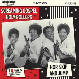 VARIOUS ARTISTS - Screaming Gospel Holy Rollers