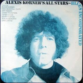 Alexis Korner's All Stars  - Blues Incorporated