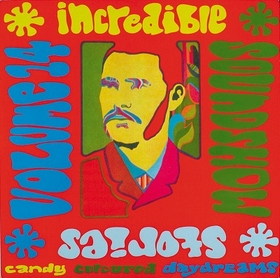 VARIOUS ARTISTS - Incredible Sound Show Stories Vol. 14 - Candy Coloured Daydreams