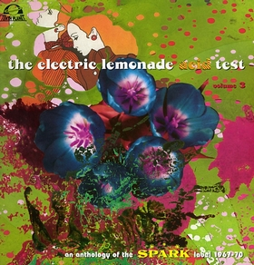 VARIOUS ARTISTS - The Electric Lemonade Acid Test Vol. 3
