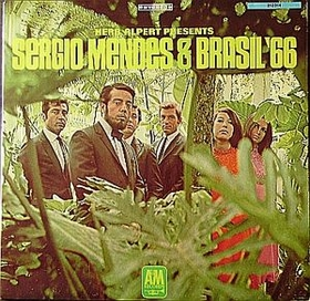 Sergio Mendes & Brasil 66 - Herb Alpert Presents Sergio Mendes & Brasil 66