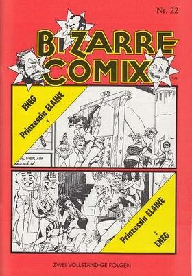 BIZARRE COMIX - Nummer 22