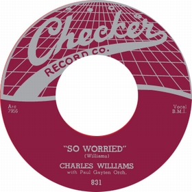 CHARLES WILLIAMS - So Worried