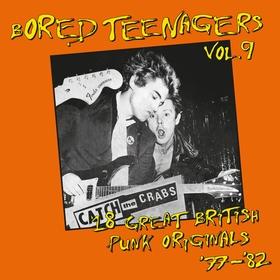 VARIOUS ARTISTS - Bored Teenagers Vol. 9