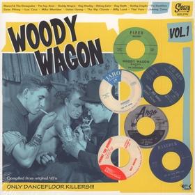 VARIOUS ARTISTS - Woody Wagon Vol. 1