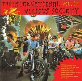 VARIOUS ARTISTS - International Vicious Society Vol. 3