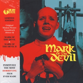 MICHAEL HOLM - Mark Of The Devil I And II