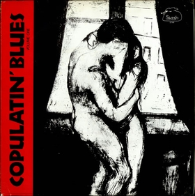 VARIOUS ARTISTS - Copulatin' Blues Vol. 1