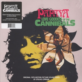 STELVIO CIPRIANI - Papaya - Love Godess Of The Cannibals