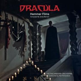BERNARD JAMES - Music From Dracula Hammer Films