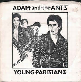 Adam And The Ants ‎ - Young Parisians