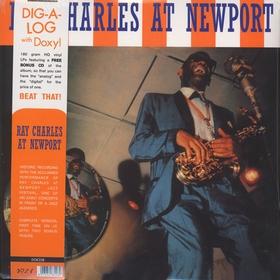 RAY CHARLES - At Newport