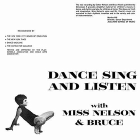 MISS NELSON AND BRUCE HAACK - Dance Sing And Listen
