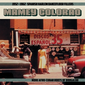 VARIOUS ARTISTS - Mamey Colorao