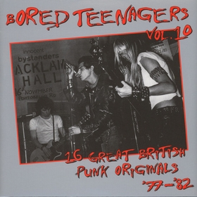 VARIOUS ARTISTS - Bored Teenagers Vol. 10