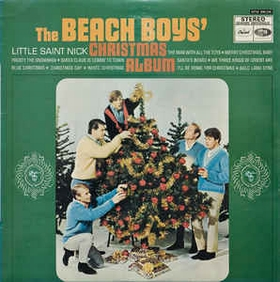 BEACH BOYS - The Beach Boys' Christmas Album
